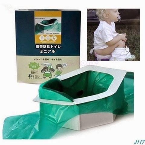kids camping toilet