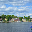 Boathouse Row & Lloyd Hall