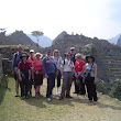 Contours tour at Machu Picchu