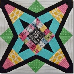 June block for Midge