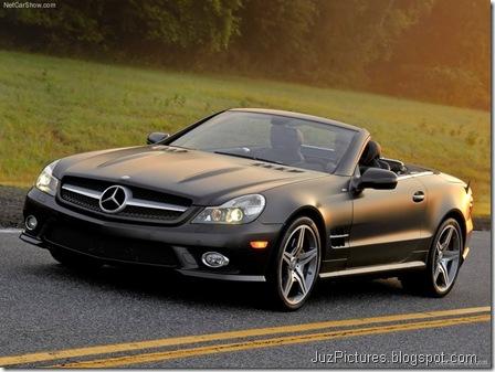 Mercedes-Benz SL550 Night Edition5
