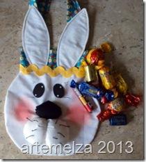 мешочке кролика - Шить -041