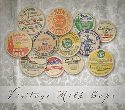 VintageMilkCapsSample