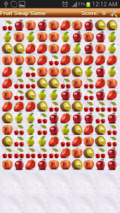 Fruit Swap Free - screenshot