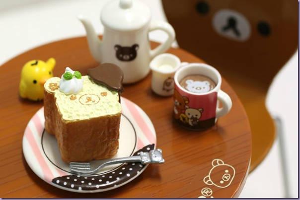 Rilakkuma-Chocolate-Café-Miniaturas