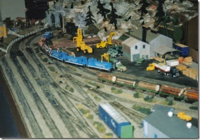03 LK&R Layout at the Triangle Mall in November 1997