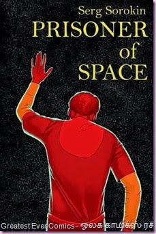 Prisoner of space cover