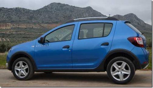 Dacia Sandero en Stepway rij-impressie 02