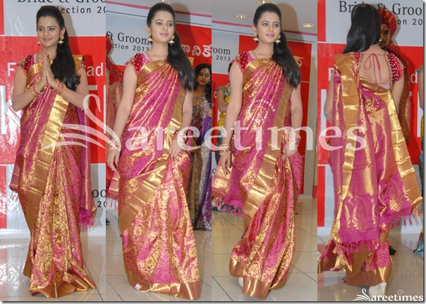 Pink_Traditional_Silk_Saree