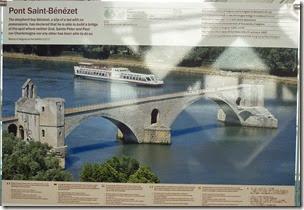 9 le pont d'avignon