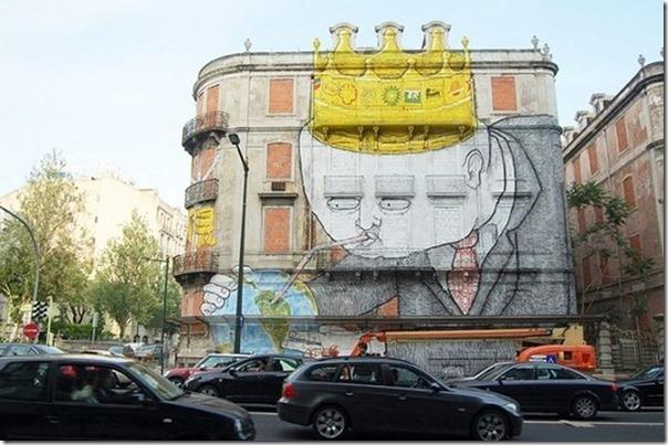 Arte de rua pelo mundo (2)
