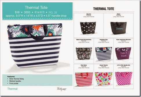 31 thermal tote