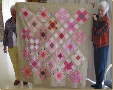 Pink Quilt No 2