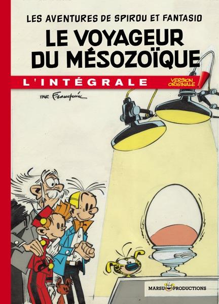 Spirou et fantasio bd volume 13 integrale vo 30342