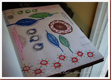 summer doodles 021