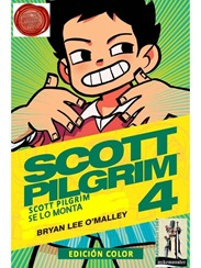 4 Scott Pilgrim Color Se Lo Monta