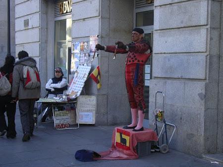 Imagini haioase Spania: toreador pensionat