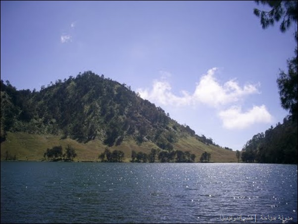 Ranu Kumbolo Lake, East Java