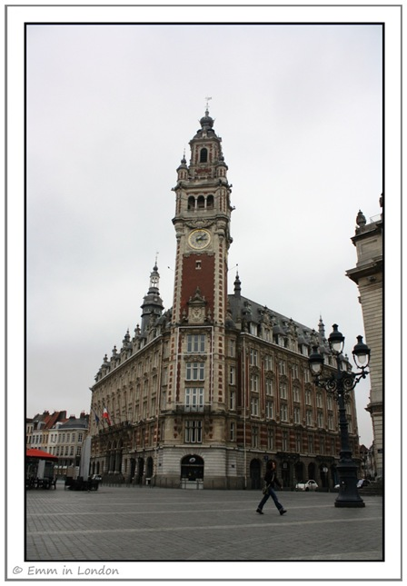 The splendour of lille s grand place emm in london for Chambre de commerce de lille