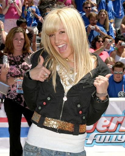 Ashley Tisdale Herbie Fully