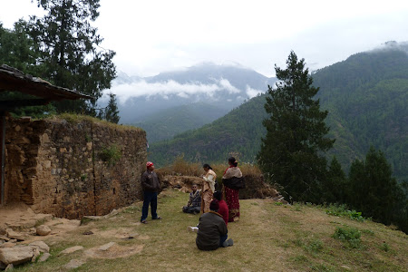 Obiective turistice Bhutan: Drukgyel dzong