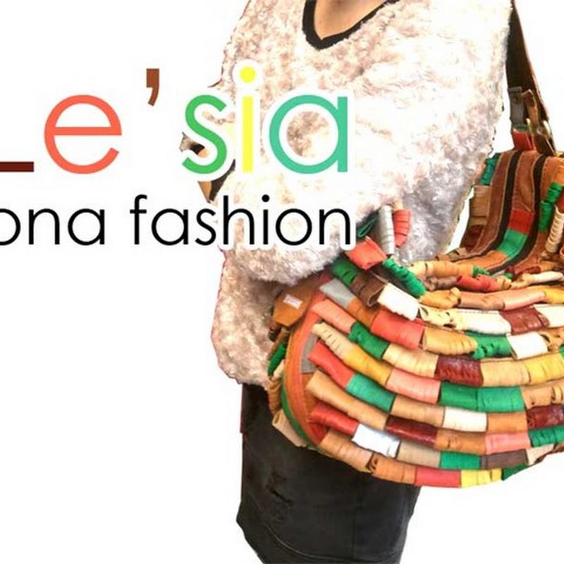 กระเป๋าหนัง Le'Sia F091