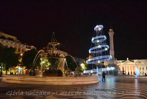 Glória Ishizaka - Luzes de Natal 2013 - LISBOA - 16