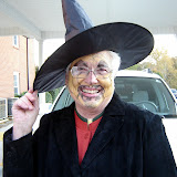 WBFJ - Trunk or Treat - Love's UMC - Walkertown - 10-29-11