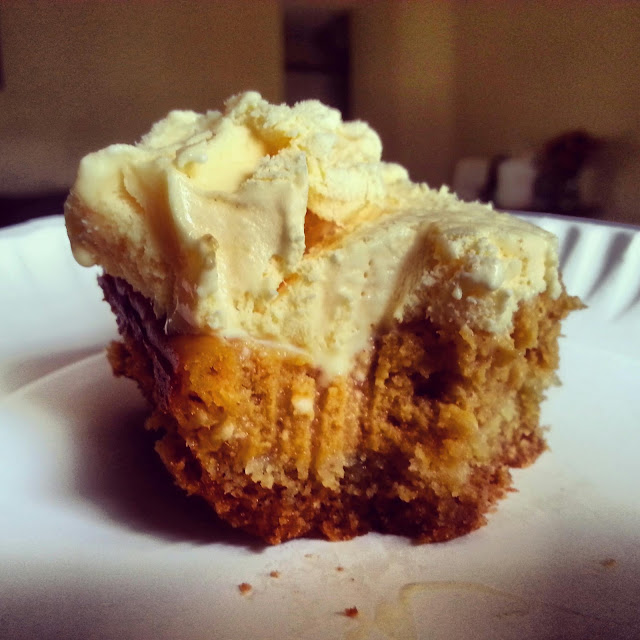 My Messmerized Life: Pumpkin Gooey Butter Cake