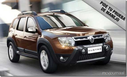 Renault Duster Mexico 02