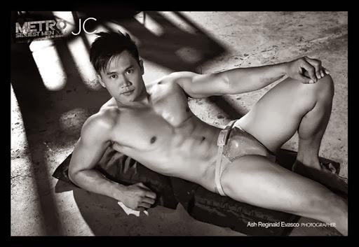 Metro Sexiest Men JC