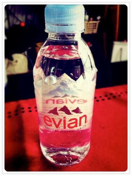Evian iine