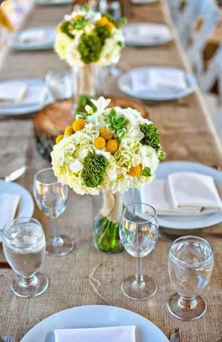 bouquets as centerpieces 381300_342783705747643_1853808521_n zest and gabriel boone photo