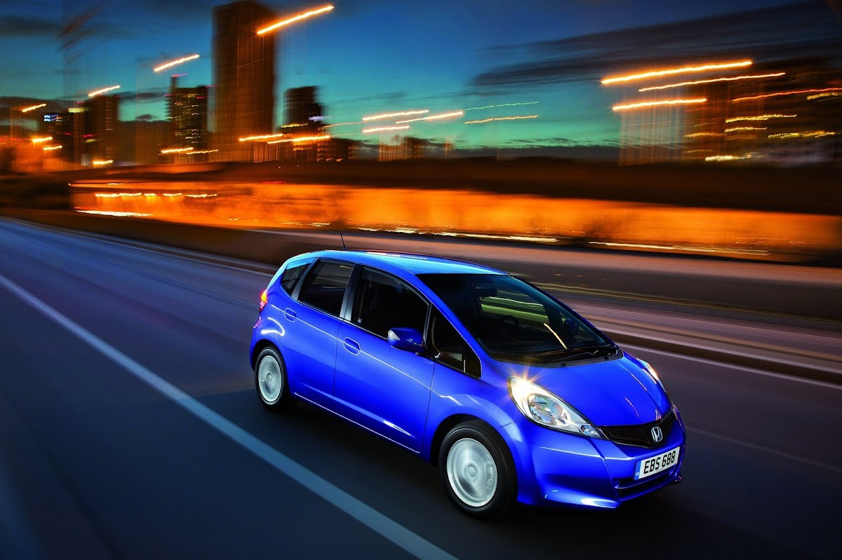 2011 honda fit jazz