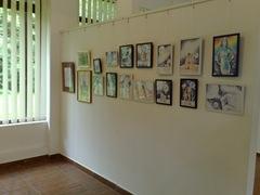 Asociatia artistilor plastici din Bucuresti - Salonul de grafica din Herastrau 2011