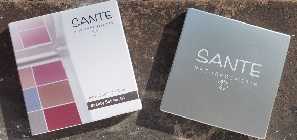 Sante Beauty Set No 1 a