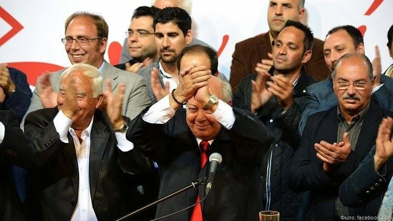 Οι εκλογές και η Γιουροβίζιον