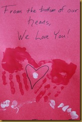 V-day card 2012