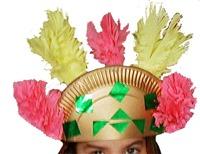corona de princesa inca