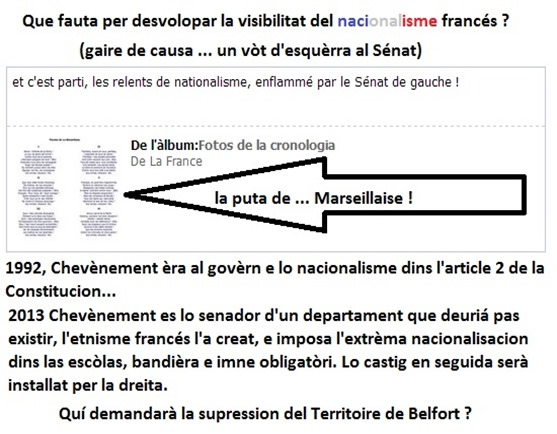 nacionalisme francés Chevènement