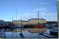 Trondheim River Ships-1