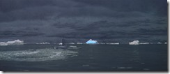 King Kong vs Godzilla Nuclear Sub and Iceberg