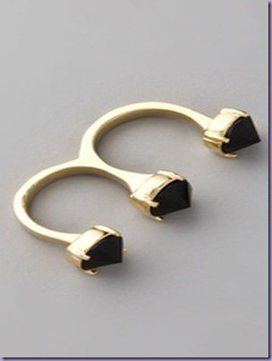 Anel-Duplo-Dourado-Pedras-Pretas