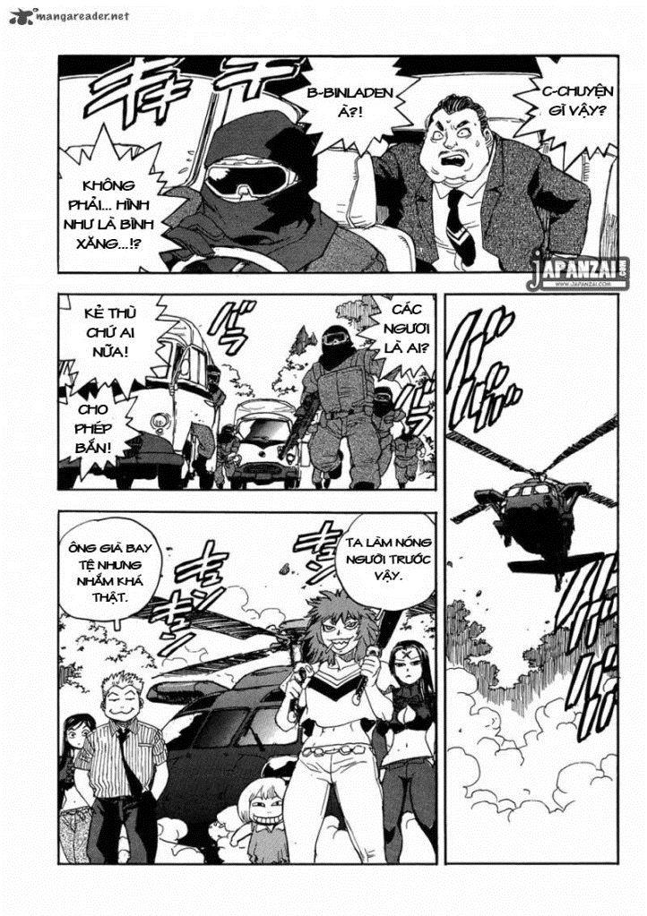 Aiki chap 89 - Trang 16