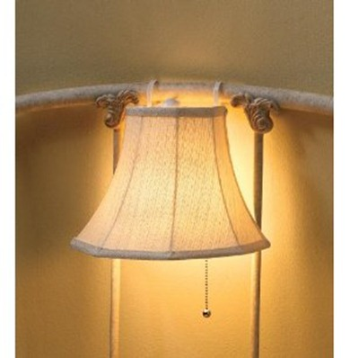 headboard lamps reading a perfect headboard reading light for the. Black Bedroom Furniture Sets. Home Design Ideas
