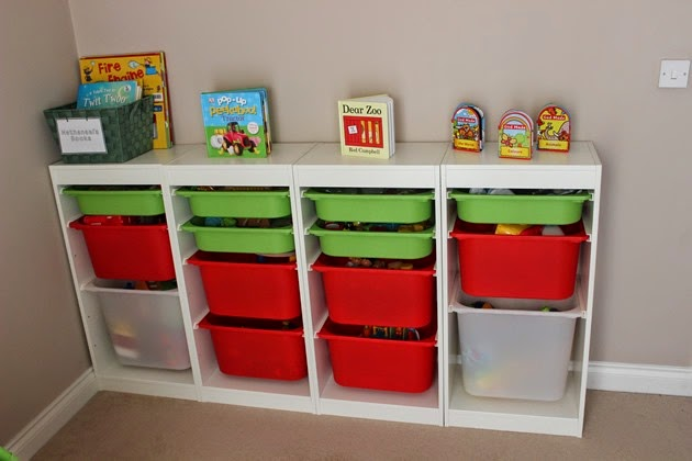 Toy Storage System