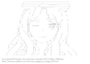 [AA]Frenda Seivelun (Toaru kagaku no railgun)