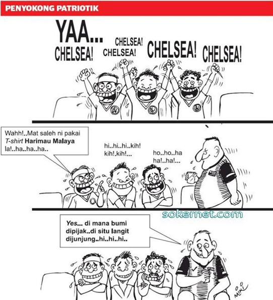 malaysia vs chealsea
