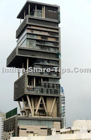 mukesh ambani house image