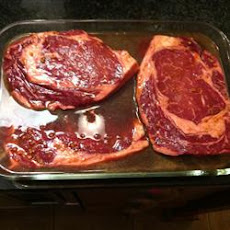 Jim's Perfect Steak Marinade